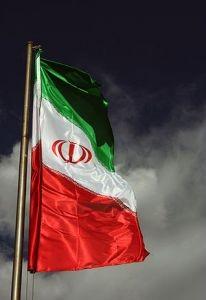 پرچم اهتزاز عمودی ایران