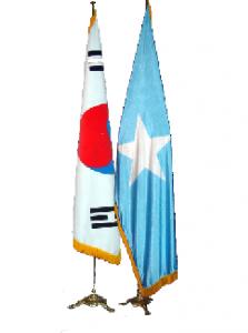 2پرچم تشریفات ملل